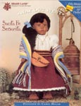 Shady Lane Way Out West: Santa Fe Senorita outfit for 18 inch dolls