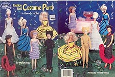 ASN Fashion Doll Costume Party