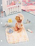Annie's Fashion Doll Crochet Club: Baby's Trio