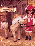 Annie's Fashion Doll Crochet Club: Away Out West