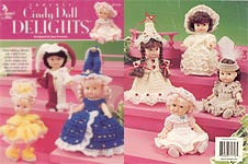 Annie's Attic Cindy Doll Delights