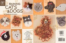 Annie's Attic Raining Cats & Dogs