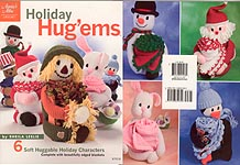 Annies Attic Holiday Hug ems