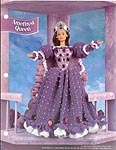 Annies Fashion Doll Crochet Club: Amethyst Queen