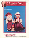 Td creations Wintertime Santa & Mrs. Santa