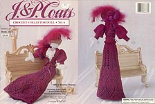 JP Coats Collector Doll No. 4: 1890 Boston Beauty