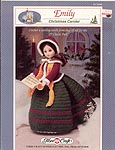 Emily, Christmas Caroler for 15 inch fashion doll