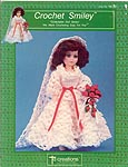 Smiley - Crocheted 15 inch Bride Doll by Td creations