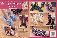 Crochet Super-Simple Slippers
