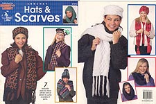 Hats & Scarves - Annies Attic for Hobby Lobby