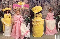 Shady Lane Victorian Era Signs of Spring for Fashion Dolls