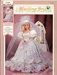 Fibre-Craft Blushing Bride for 14-1/2 inch dolls