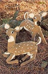 Annie's Attic Baby Animals: White Tail Fawn