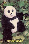 Annie's Attic Crochet Safari: Panda Bear