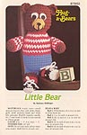 Annie's Attic Hug-A-Bears: Little Bear