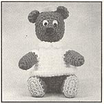 Annie's Attic Hug-A-Bears: Nurse Bear