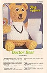 Annie's Attic Hug-A-Bears: Doctor Bear