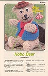Annie's Attic Hug-A-Bears: Hobo Bear