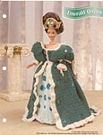 Annies Fashion Doll Crochet Club: Emerald Queen