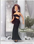 Annie's Fashion Doll Crochet Club: Basic Black Dress