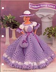 Annie's Fashion Doll Crochet Club: Cotillion Hoop Gown