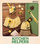Annie's Pattern Club: Kitchen Helpers