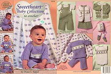 ASN Sweetheart Baby Collection to Crochet