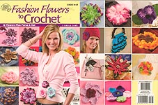ASN Fashion Flowers to Crochet