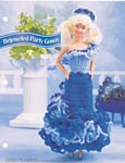 Annie's Fashion Doll Crochet Club: Bejeweled Party Gown