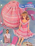 Annie's Fashion Doll Crochet Club: Dolly Dress Purse