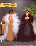 Annie's Fashion Doll Crochet Club: Evening Gowns