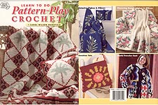 ASN Learn To Do Pattern-Play Crochet