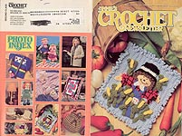 Annie's Crochet Newsletter #77, Sept-Oct 1995