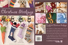 Leisure Arts Crocheted Christmas Stockings