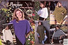 ASN Ponchos to Kint and Crochet