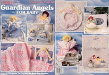 Leisure Arts Guardian Angels for Baby