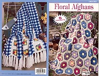 Leisure Arts Floral Afghans
