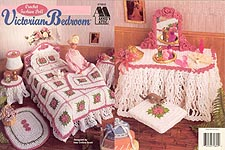 Fashion Doll Home Decor Crochet Collectors Guild: Victorian Bedroom