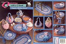 Annie's Attic Quick & Easy Country Kitchen Decor with a Q Hook