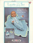 Layette Set for 15 inch baby doll.