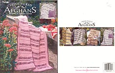 Leisure Arts Fresh-Picked Afghans