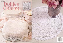 Leisure Arts Doilies With Charm