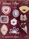 Jeanette Crews Designs Victorian Pins