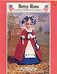 Betsy Ross outfit for 15 inch doll