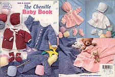 ASN Knit & Crochet: The Chenille Baby Book