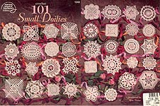ASN 101 Small Doilies