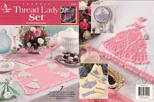 Annie's Attic Thread Lady Set