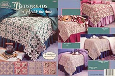 ASN Crochet Bedspreads in Half the Time