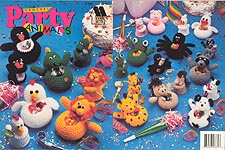 Annie's Attic Crochet Party Animals