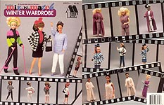 Annie's Attic Fashion Doll Mix- n- Match Wardrobe
